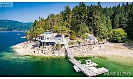 825 Gorge Harbour, Cortes Island, BC, V0P 1Z0