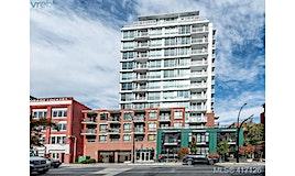 1002-834 Johnson Street, Victoria, BC, V8W 1N3