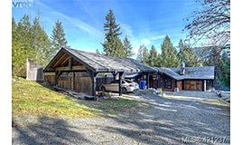 1600 West Shawnigan Lake Road, Shawnigan Lake, BC, V0R 2W3