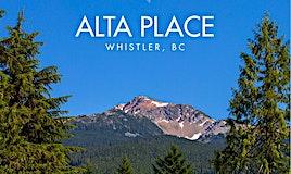 1518 Alta Place, Whistler, BC, V0N 1B1